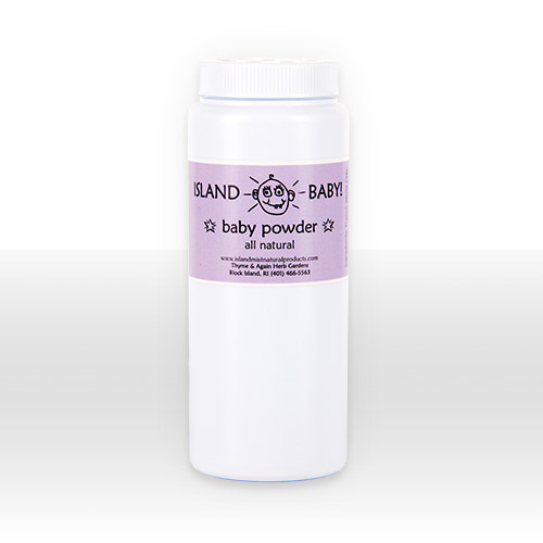 all natural baby powder