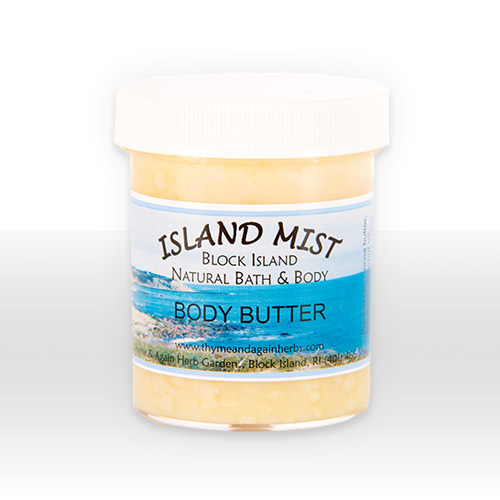 all natural body butter