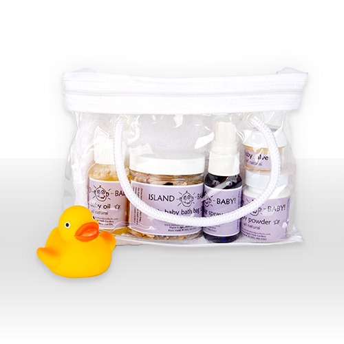 all natural bath and body gift bags