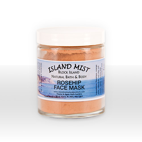 all natural rosehip face mask