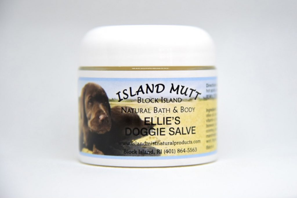 all natural healing salve for dogs